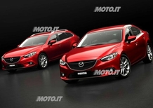 Nuova Mazda6: listino prezzi