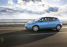 Nissan Leaf: adesso costa 3.000 euro in meno