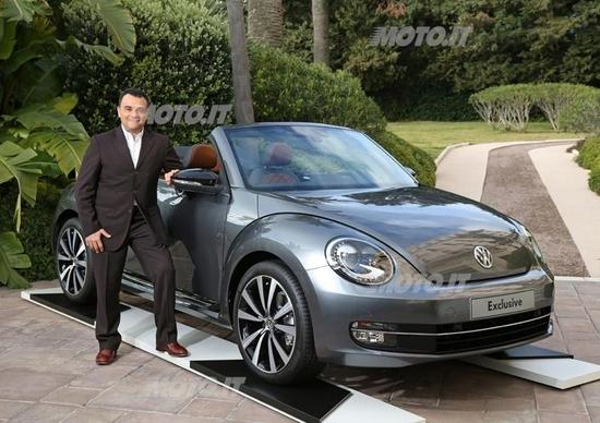 Andrea Alessi: «Maggiolino e Golf R: cabrio ideali per il pubblico italiano»