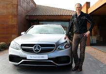 Jorg Gindele, AMG: «E 63 AMG? Efficienza e sportività senza compromessi»