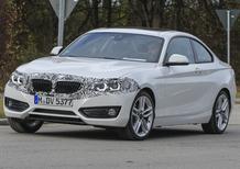 BMW Serie 2: restyling di metà carriera, ecco le foto