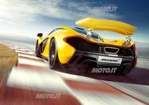 McLaren P1: da 0 a 100 km/h in meno di 3 secondi
