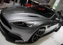 Aston Martin al Salone di Ginevra 2013