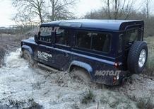 Land Rover Electric Defender: a Ginevra la versione 100% elettrica