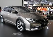 Honda al Salone di Ginevra 2013