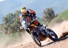 """Dakar 2017. Jordi Viladoms e il """"suo"""" Team KTM"""