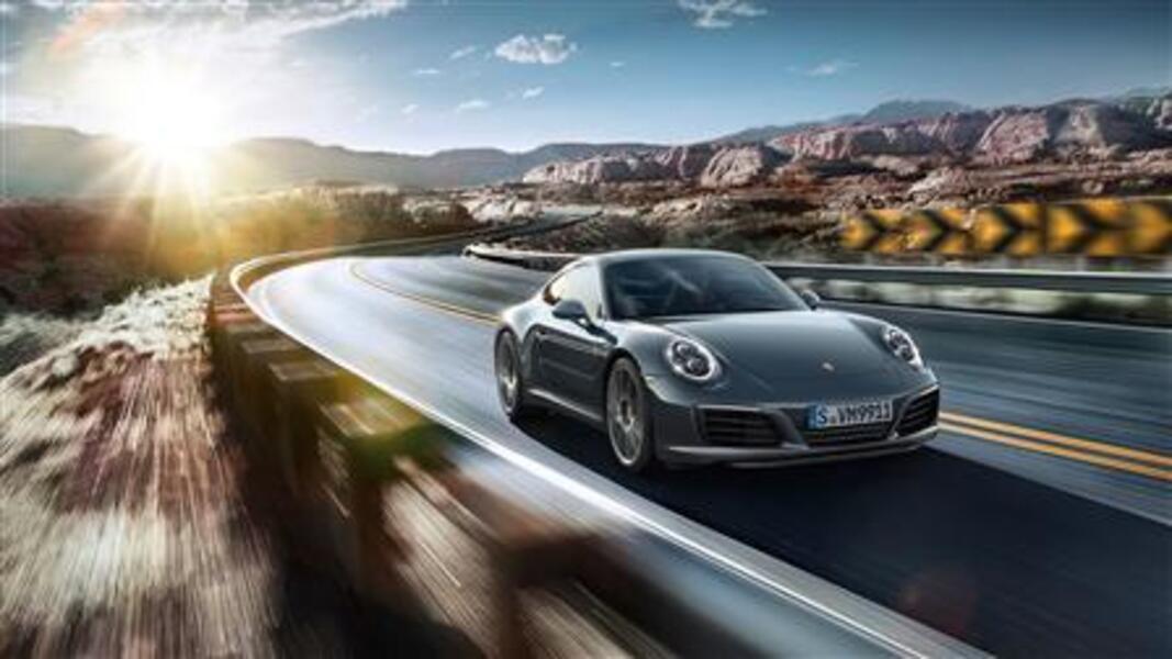 Porsche 911 Coupé (2011->>)