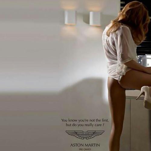 Aston Martin Pre Owned Quot Sai Che Non Sei Il Primo Ma Ti