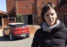 Maria Conti: «Mini Paceman? Nasce per distinguersi ma senza essere egocentrici»
