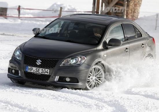 Suzuki Kizashi Sport: ora anche in Italia. Prezzi a partire da 27.800 euro