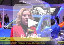 Valentina Orena: «La nuova Corvette Stingray è la più potente di sempre»