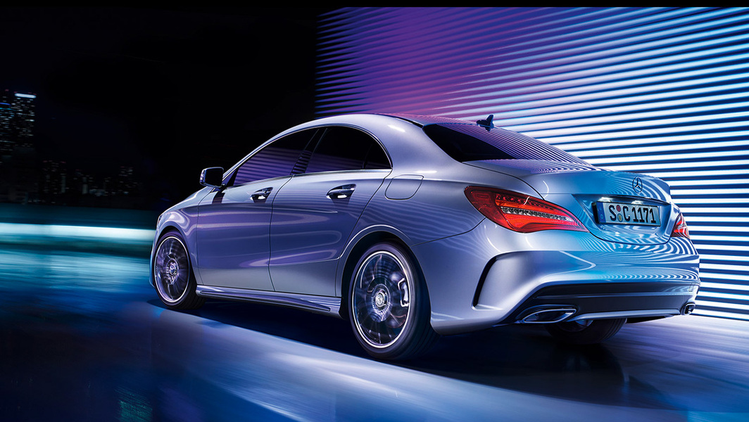 Mercedes-Benz CLA 250 4Matic Automatic Sport Night (2)