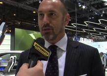 Subaru - Salone di Ginevra 2013 - Intervista ad Andrea Placani - Automoto.it