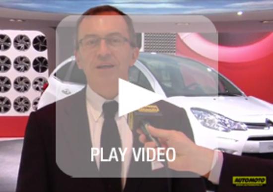 Borio: «La futura Citroen C4 Picasso sarà al vertice della categoria»