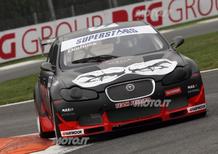 Superstars: in pista a Monza c'è anche Diabolik