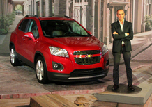 Sanguinetti: «Con Chevrolet Trax puntiamo dritti al cuore del segmento»