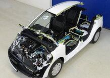Hybrid Air, l'ibrido ad aria di Peugeot