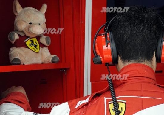 F1 GP Bahrain 2013: le foto più belle scattate a Sakhir
