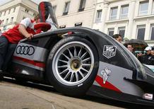 Michelin: nel 2014 un nuovo pneumatico per i prototipi LMP1