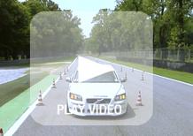 Corsi di guida sicura: la frenata di emergenza in autostrada