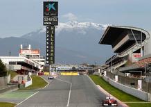 Orari TV Formula 1 GP Spagna 2015 Sky e Rai