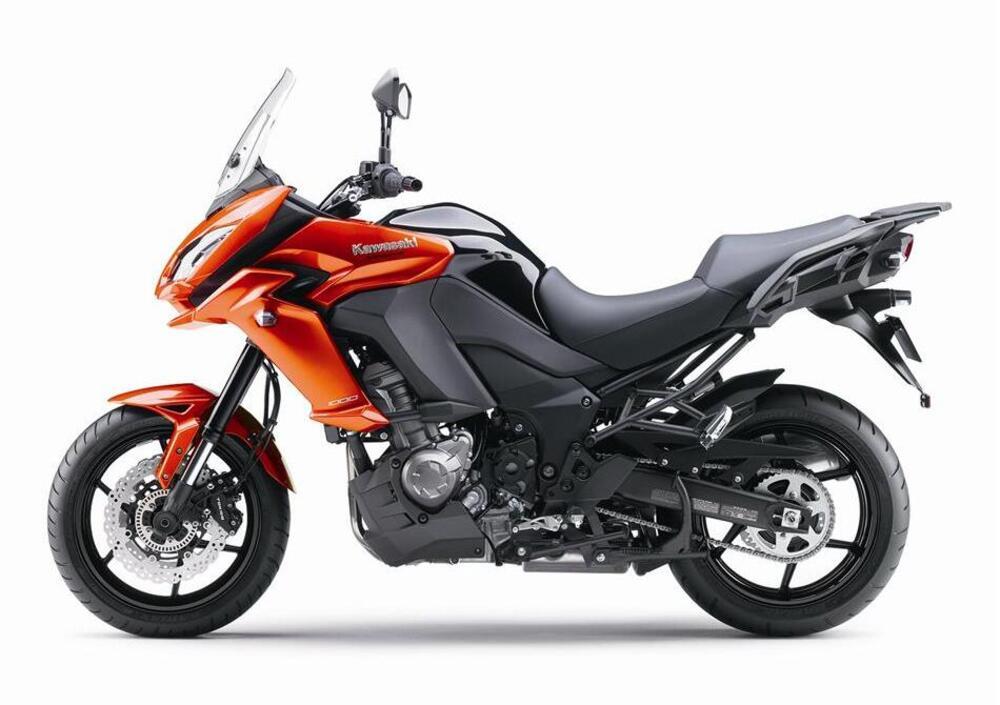Kawasaki Versys 1000 (2017 - 18) (4)