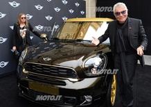 Life Ball 2013: svelata la Mini Paceman firmata da Roberto Cavalli