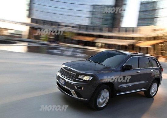 Nuova Jeep Grand Cherokee: listino prezzi