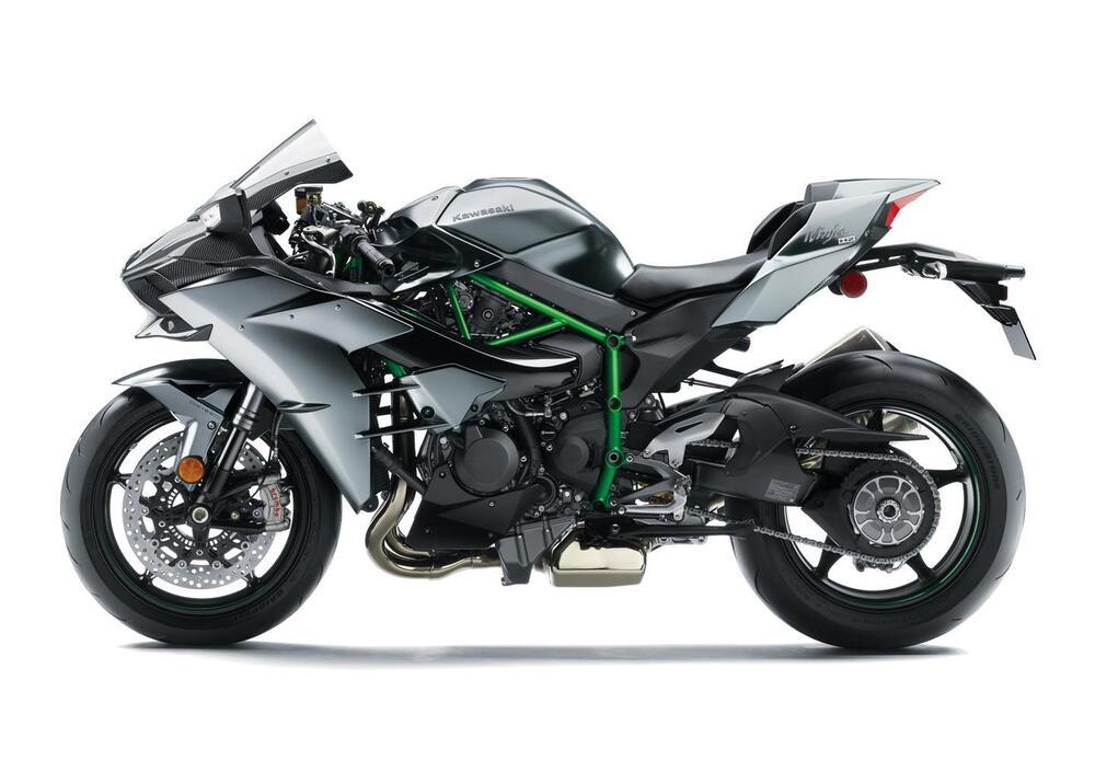 Kawasaki Ninja H2 Carbon (2017 - 18) (2)