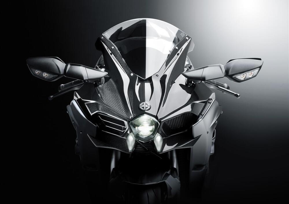 Kawasaki Ninja H2 Carbon (2017 - 18) (5)