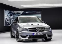 Mercedes-Benz C 63 AMG Edition 507: prezzi ed equipaggiamenti