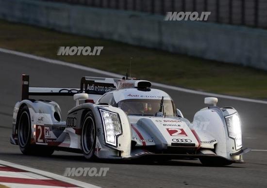 Audi R18 e-tron quattro: test in circuito domenica 9 in vista di Le Mans