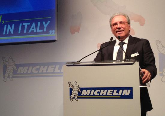 Giorgio Paggiarin: «Michelin? Made in Italy»