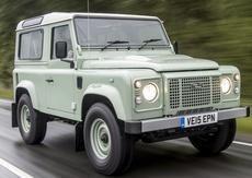 Land Rover Defender (1990->>)