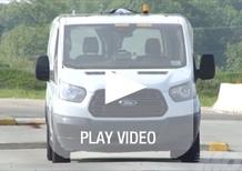 Ford Transit: i prototipi guidano da soli in fase di test