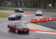 Incidente in pista o in un parcheggio: chi paga i danni?