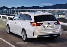 Gargano: «Toyota Auris Touring Sports? Spazio, ecologia e piacere di guida»