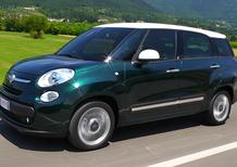 Fiat 500L Living e 500L Trekking