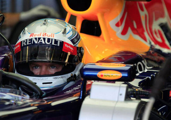 F1 Ungheria 2013: Vettel si impone nella seconda sessione di libere