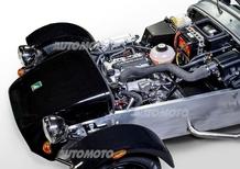 Caterham Seven: la entry level sarà motorizzata Suzuki