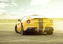 Ferrari F12berlinetta by DMC