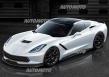 Hennessey HPE700 Corvette