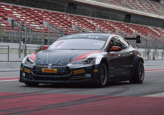 Electric GT Championship, l'ambizioso Mondiale della Tesla Model S