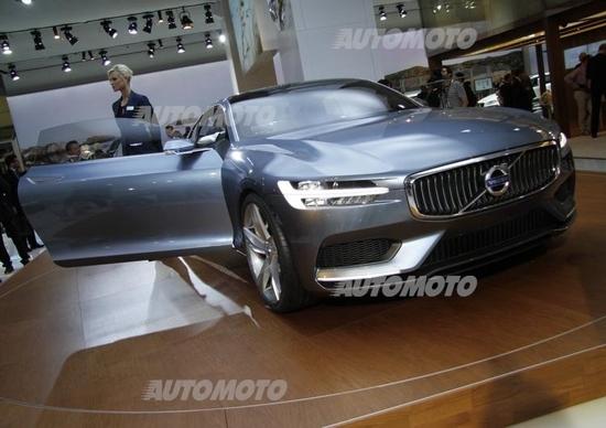 Volvo al Salone di Francoforte 2013