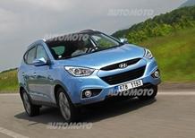 Hyundai ix35 restyling: listino prezzi