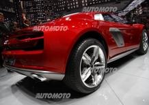 Audi al Salone di Francoforte 2013