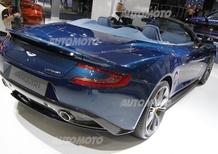 Aston Martin al Salone di Francoforte 2013