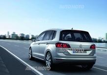 Volkswagen Golf Sportvan concept