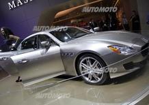 Maserati al Salone di Francoforte 2013