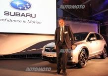 Andrea Placani: «La nuova sede di Milano inaugura una nuova era per Subaru Italia»
